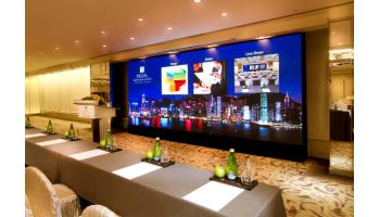 Conference Room LED Display Solution