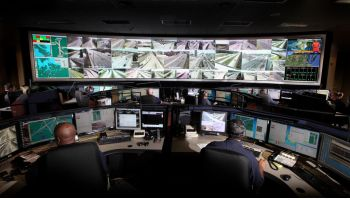 Monitoring Control Room