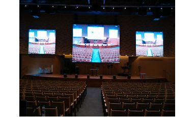 SR3 Stage Rental LED Display in Singapore